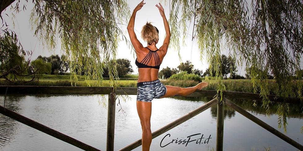 Lezione gratuita di Free Barre Workout con Cristina Toniolo