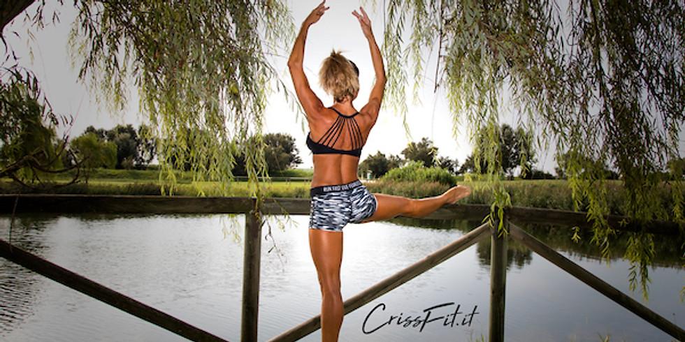 FREE BARRE WORKOUT by Crissfit con Cristina Toniolo (1)