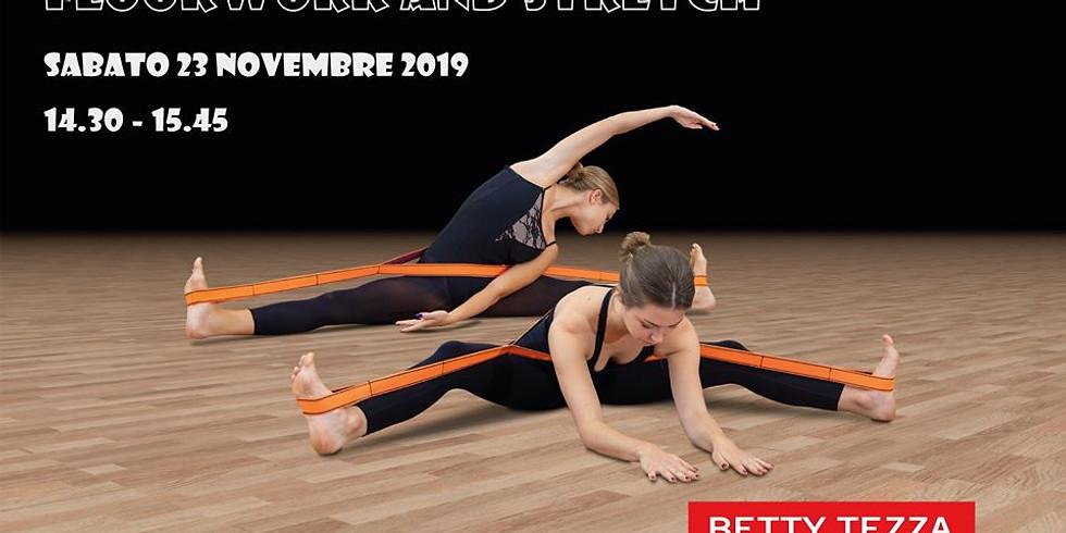 Floorwork and Stretch con Cristina Toniolo