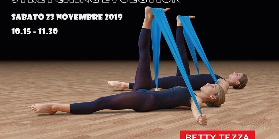 Stretching Evolution con Cristina Toniolo