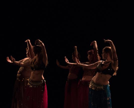 Farida Toniolo danza orientale