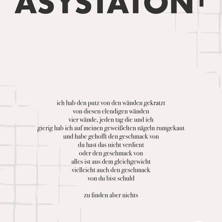 Gedicht: Asystaton