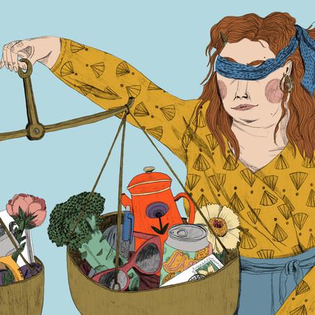 Feminismus im Jurastudium: Augen auf und durch!