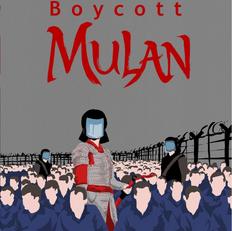 #BoykottMulan