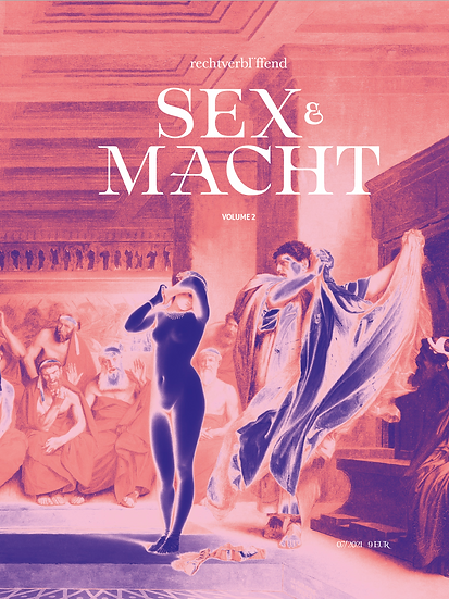 Volume 2: Sex and Power