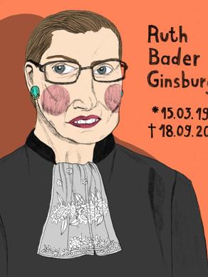 Ruth Bader Ginsburg: Ein Nachruf
