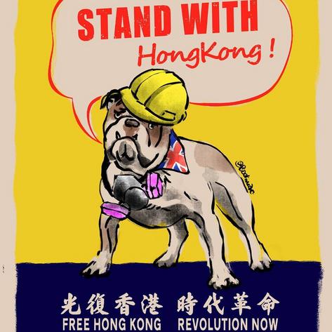 Britain: Hong Kong´s unlikely Savior?