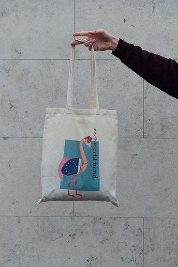 Euroflamingo Tote Bag