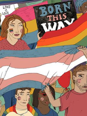 Transsexuellengesetz – fremdbestimmt oder selbstbestimmt leben?