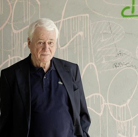 Alexander Kluge über Raumschiffe, Menschlichkeit und den Ort, an dem sich Poetik und Recht treffen.