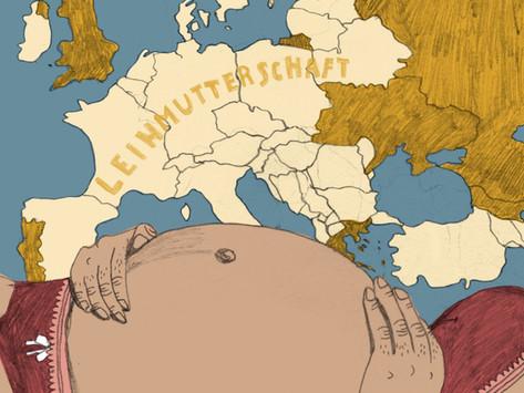 Leihmutterschaft: Die Mutter ist (nicht) immer eindeutig