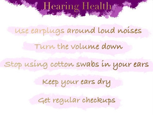 5 Ways to Protect Your Ears and Hearing Health.