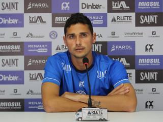 Jorge Miguel valoriza Copa SC e garante disputa sadia por posições