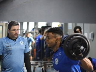 Agenor Junqueira e Renan Nunes avaliam testes de pré-temporada e falam sobre preparação física
