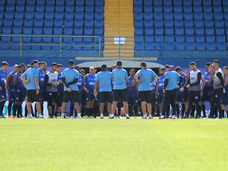 Tubarão enfrenta o Marcílio Dias no Estádio da Vila