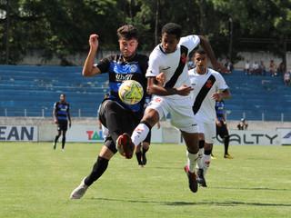 Pela Copa do Brasil Sub-20, Tubarão encara o Vasco na Vila
