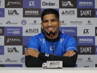 Guilherme Amorim traça meta para Copa Santa Catarina