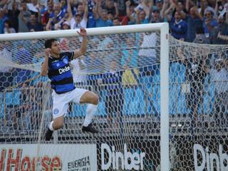 Tubarão vence o Cianorte por 1 a 0 com gol de Magno Alves