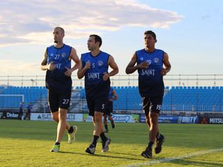Após vitória, elenco do Peixe retoma os treinamentos visando duelo contra o Novo Hamburgo