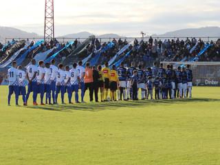 Tubarão e São José empatam em 1 a 1 e vaga será decidida em Porto Alegre