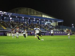 Em jogo movimentado, Tubarão é superado pelo São Paulo na Copa do Brasil Sub-17