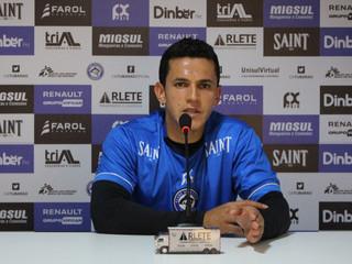 Daniel Pereira avalia preparação para Copa SC