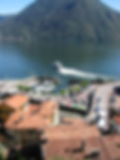 Lake Como Argegno Holiday Self-catering Apartment Lake Views