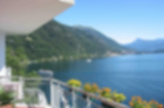 Lake Como Argegno Holiday Self-catering Apartment Lake Views