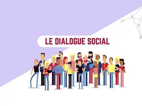 Les consultations CSE obligatoires favorisent le dialogue social entre le CSE et la direction.