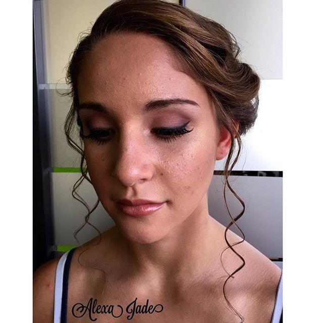 Sweet 16 makeup! 💄🎀👑_#mua #makeup #ma
