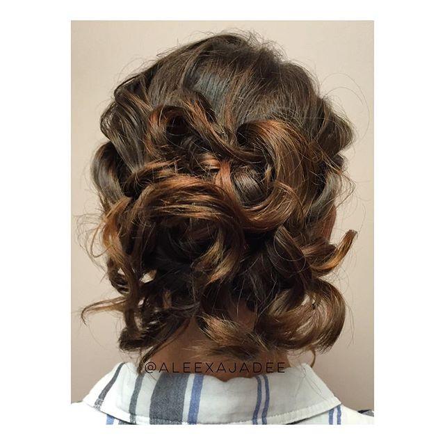 _taylorpiacentini prom curls! 🎀👑👠👗_#