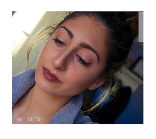 a little wing🐝💄_#mua #makeup #makeupad