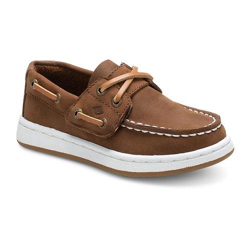 Sperry Cup II Jr Boat Shoe Brown