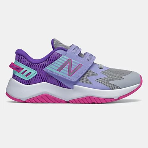 Rave Run Grey Purple