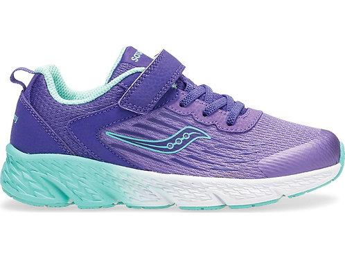 Wind A/C Purple Turq