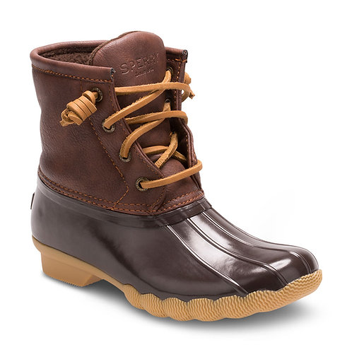 Saltwater Duck Boot Brown