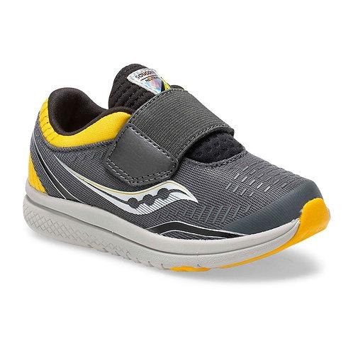 Kinvara 11 Jr. Grey Yellow