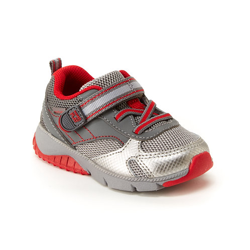M2P Indy Grey Red