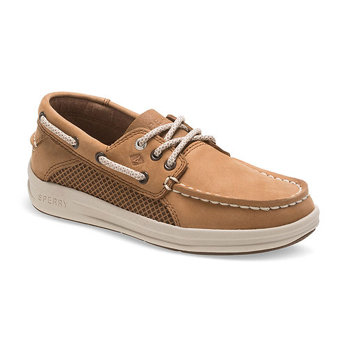 Gamefish Boat Shoe Dark Tan