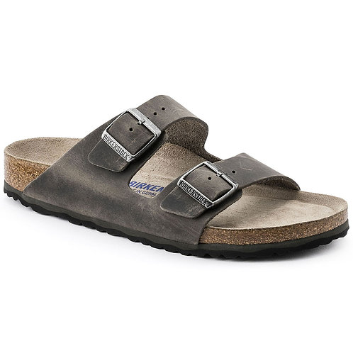 Arizona Iron Soft Footbed