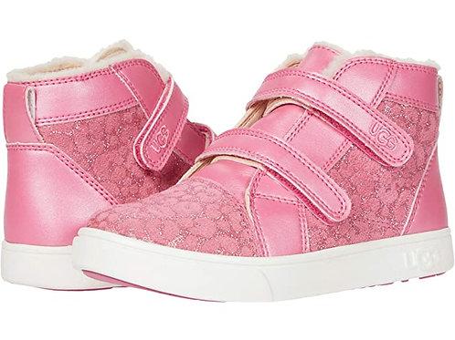 Rennon Pink Glitter