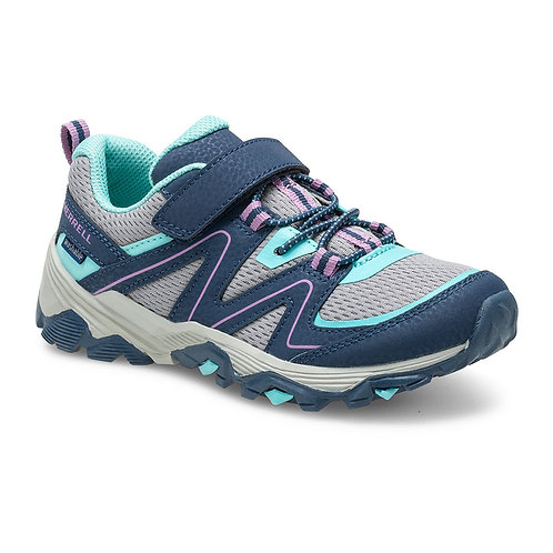 Trail Quest Turq Navy