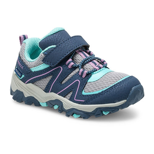 Trail Quest Jr. Navy Turquoise