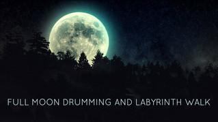 Full Moon July 27th