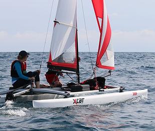 XCAT Multi-Sport-Katamaran, Grabner