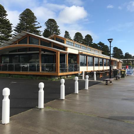 Wharf Restaurant, Port Fairy
