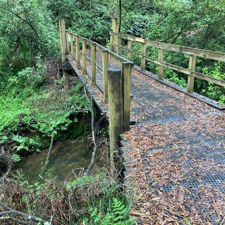 Corangamite Rail Trail Bridges
