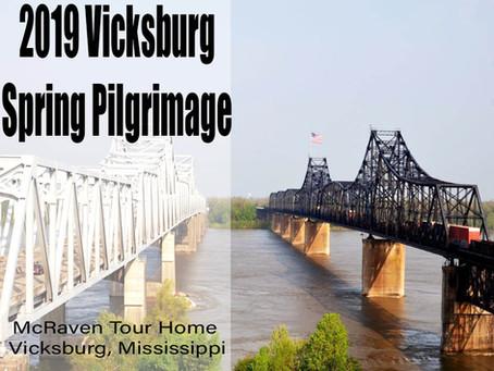 2019 Vicksburg Spring Pilgrimage