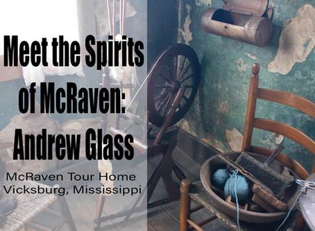 Meet the Spirits of McRaven: Andrew Glass