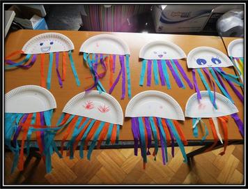 Arts & Crafts - Sealife